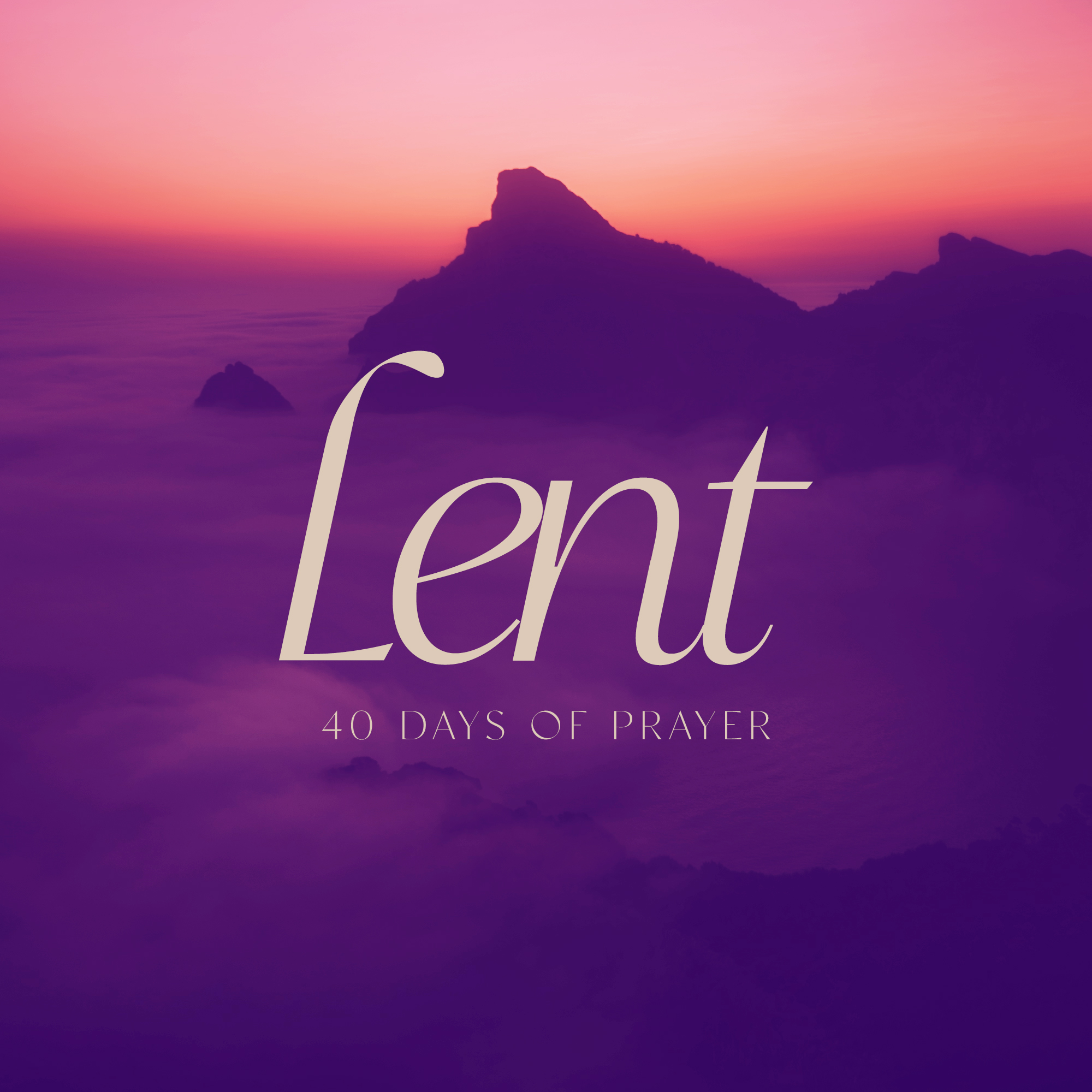 Daily Lenten Devotions